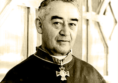 Tejasarriba.org | Miguel Ángel, obispo |